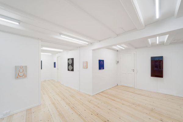 Synchronicity (Group Exhibition), Galleri Lene Bilgrav (6 of 6)
