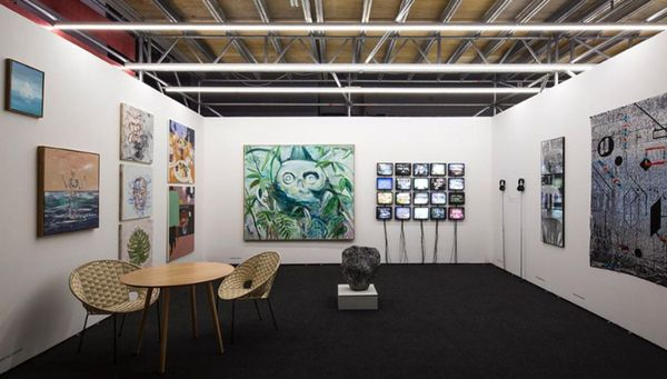 Material Art Fair | Booth B01