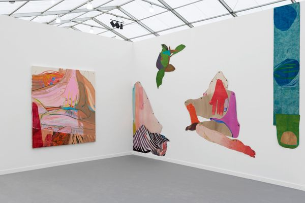 'Sarah Faux' @ Frieze NY 2019