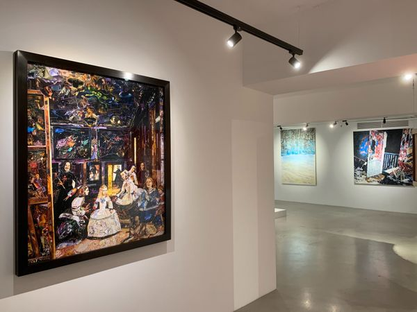 Celebrating 10 years in Hong Kong (Group Exhibition), Ben Brown Fine Arts | Hong Kong (3 of 4)