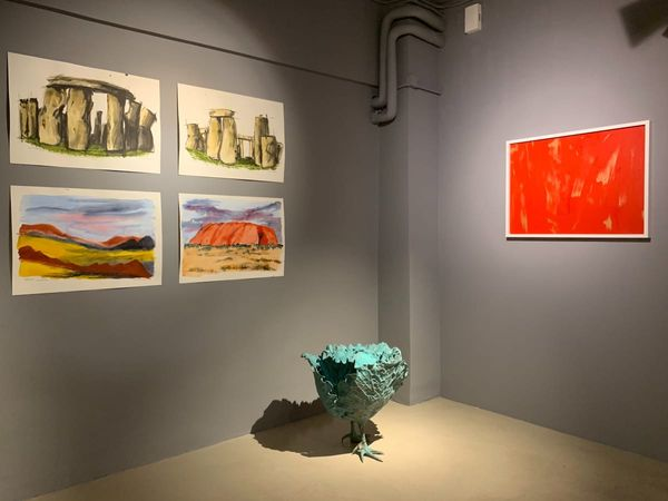 Celebrating 10 years in Hong Kong (Group Exhibition), Ben Brown Fine Arts | Hong Kong (4 of 4)
