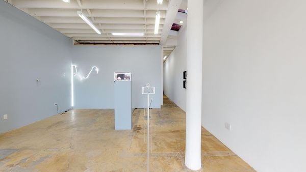 Living/Distance by Xin Liu, makeroom (2 of 3)