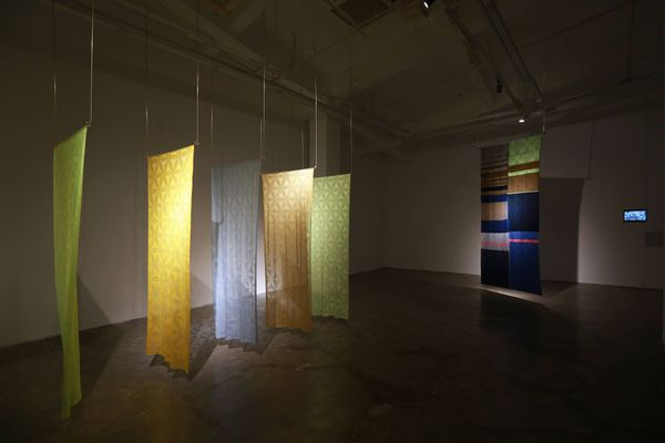 Bi Rongrong Solo Exhibition —Pattern XI-∞ (Group Exhibition), A Thousand Plateaus Art Space