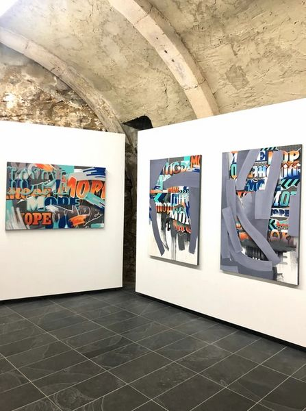 Mope Deep by Alain Welter, Valerius Gallery (6 of 6)