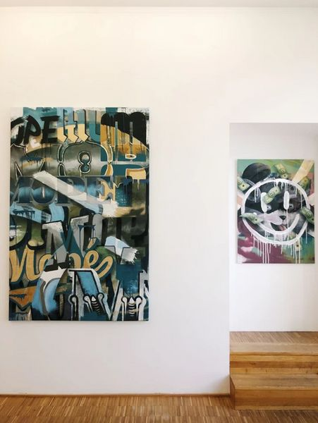 Mope Deep by Alain Welter, Valerius Gallery (2 of 6)