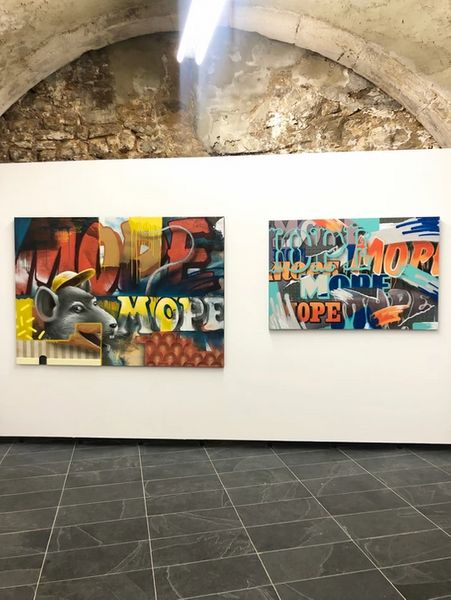 Mope Deep by Alain Welter, Valerius Gallery (4 of 6)