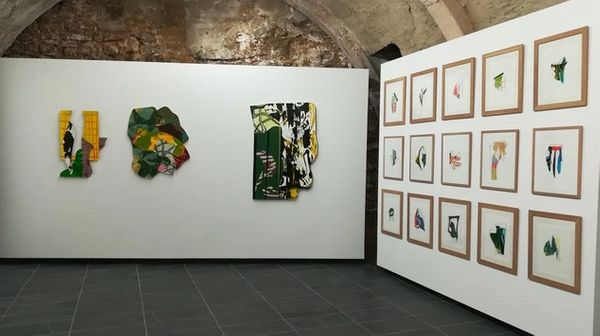 Solo exhibition by Soumisha Dauthel, Valerius Gallery (4 of 5)