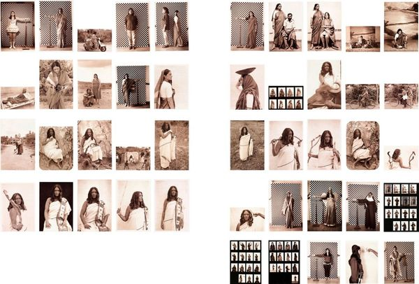 The Ethnographic Series (45 works)