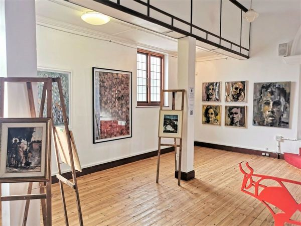 Axis Art Gallery