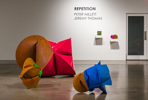 Repetition (Group Exhibition), Bentley Gallery