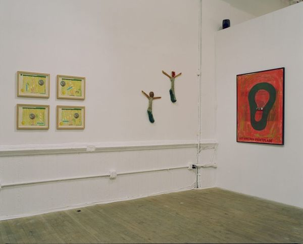 Freedom Is Around the Corner by Henning Christiansen, Blank Forms (2 of 6)