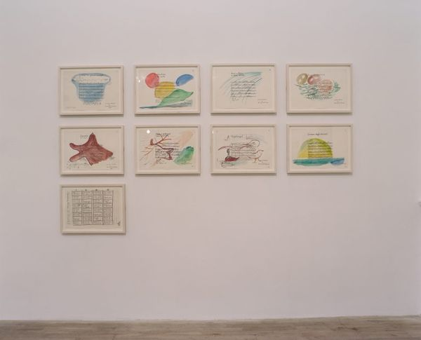 Freedom Is Around the Corner by Henning Christiansen, Blank Forms (5 of 6)