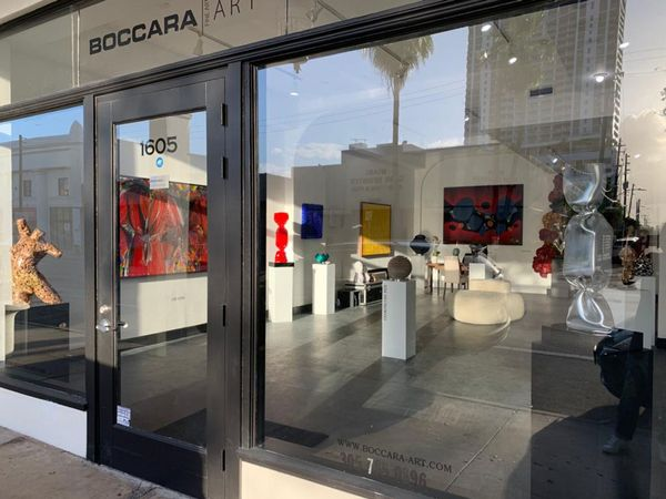 BOCCARA ART Miami Gallery