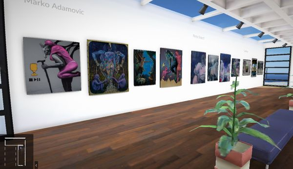 Isolation (Group Exhibition), Bougie Art Gallery (3 of 5)