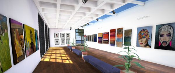 Isolation (Group Exhibition), Bougie Art Gallery (2 of 5)