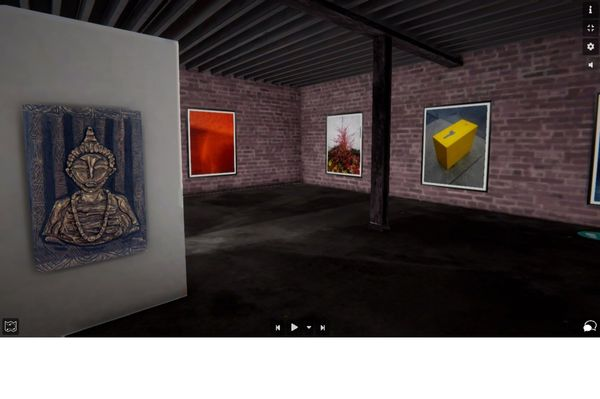Painting Color (Group Exhibition), Bougie Art Gallery (3 of 4)