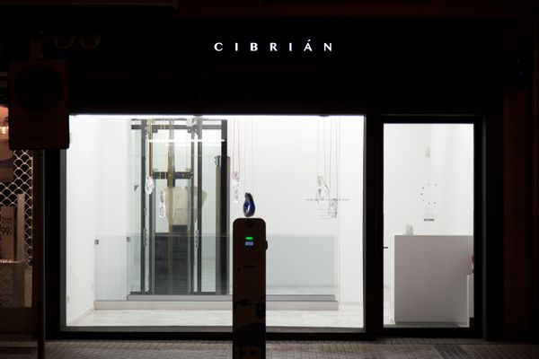 There are exactly four of them (Group Exhibition), CIBRIÁN (20 of 20)