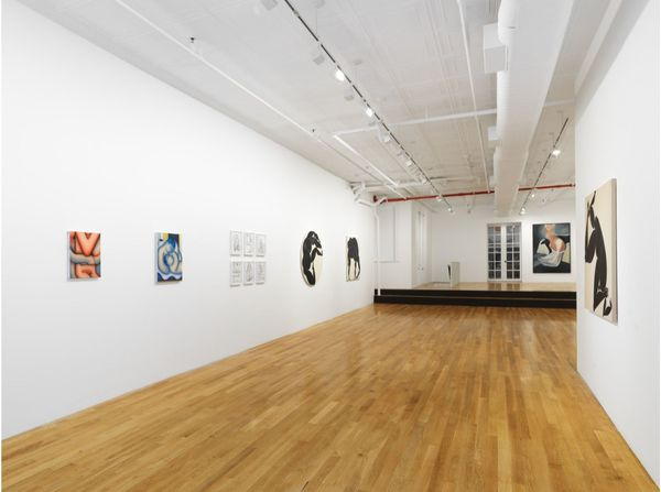 Melt (Group Exhibition), Chart Gallery