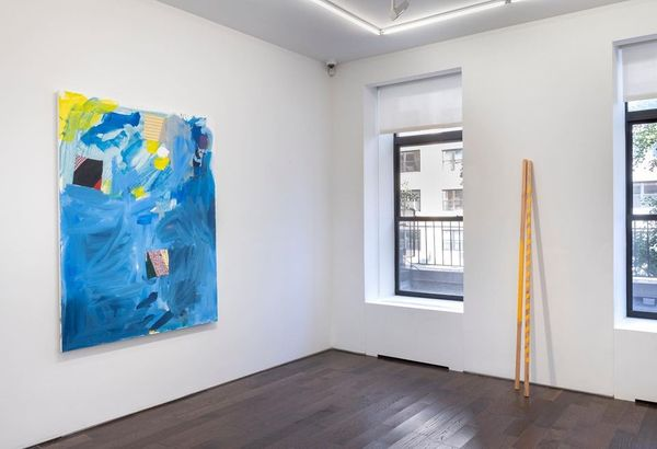 The Spaces In Between (Group Exhibition), Ceysson & Bénétière | New York (2 of 2)