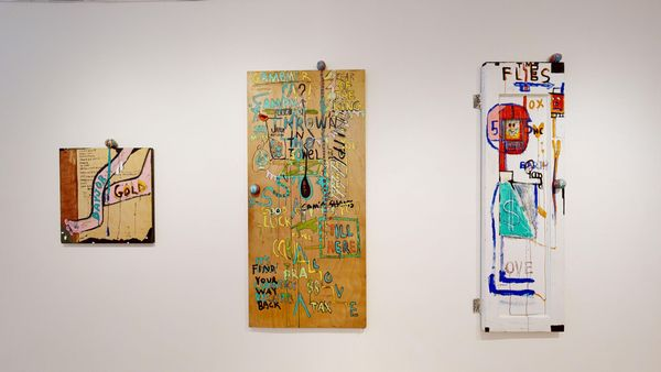 LES *Post* Mapping (Group Exhibition), Van Der Plas Gallery (3 of 3)