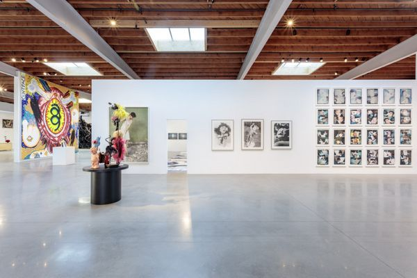All of Them Witches (Group Exhibition), Deitch Projects | Los Angeles (5 of 6)