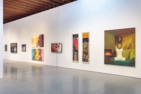 All of Them Witches (Group Exhibition), Deitch Projects | Los Angeles (6 of 6)