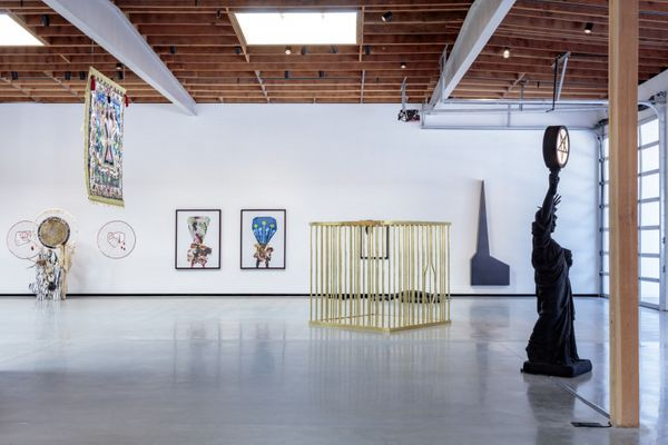 All of Them Witches (Group Exhibition), Deitch Projects | Los Angeles (2 of 6)