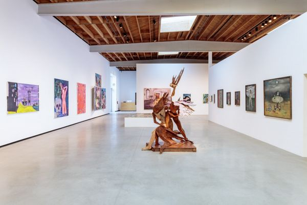 All of Them Witches (Group Exhibition), Deitch Projects | Los Angeles (4 of 6)