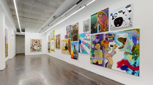 We Used to Gather (Group Exhibition), Library Street Collective (2 of 8)