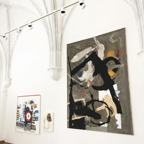 The Freestyle Collection in the Gothic Hall of Galerie Kremers