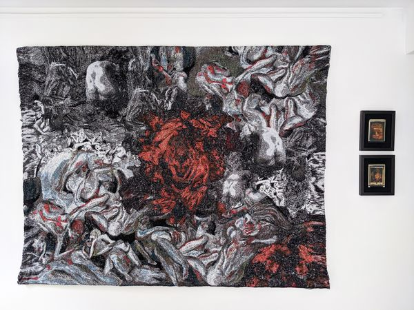 Le Royaume / The Kingdom (Group Exhibition), Galerie DYS (6 of 6)