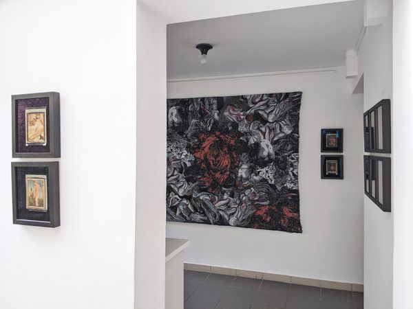 Le Royaume / The Kingdom (Group Exhibition), Galerie DYS (5 of 6)