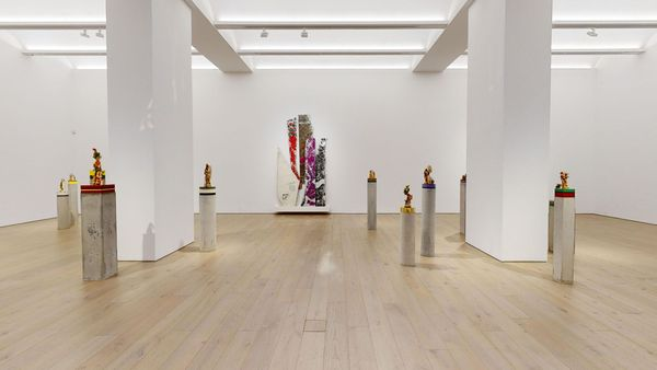 The Unexpected Freedom of Chaos by Bharti Kher, Perrotin | New York (4 of 4)