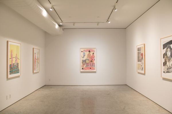 Drawn from Life: Works on Paper, 1970-1976