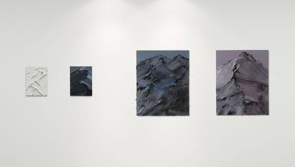 Abstraction & The Natural World (Group Exhibition), JD Malat Gallery (3 of 3)