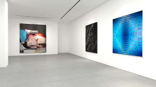 Abstraction & The Natural World (Group Exhibition), JD Malat Gallery
