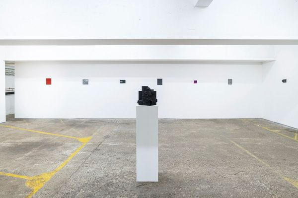 Polaroids, Aluminium Paintings and All the Sculptures of a Year
