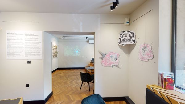 MADE IN LESHTEN - Vol. 2 (Group Exhibition), Little Bird Place (6 of 6)