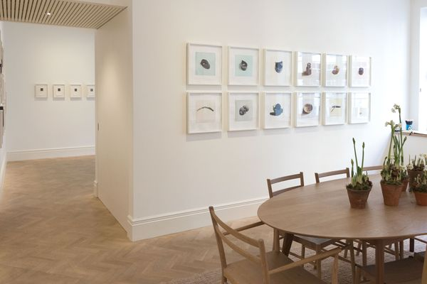 Wall Of Small (Group Exhibition), Lyndsey Ingram