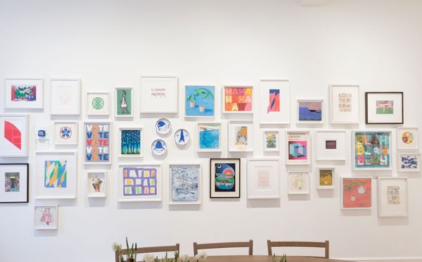 Wall Of Small (Group Exhibition), Lyndsey Ingram (3 of 3)