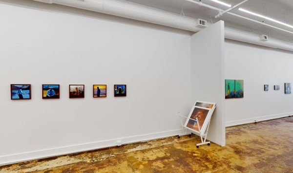 Masters of Paint | Autumn : Augusta, Georgia (Group Exhibition), Pontone Gallery (3 of 9)