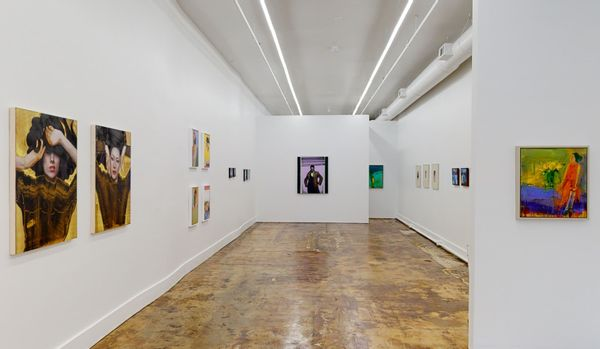 Masters of Paint | Autumn : Augusta, Georgia (Group Exhibition), Pontone Gallery (6 of 9)