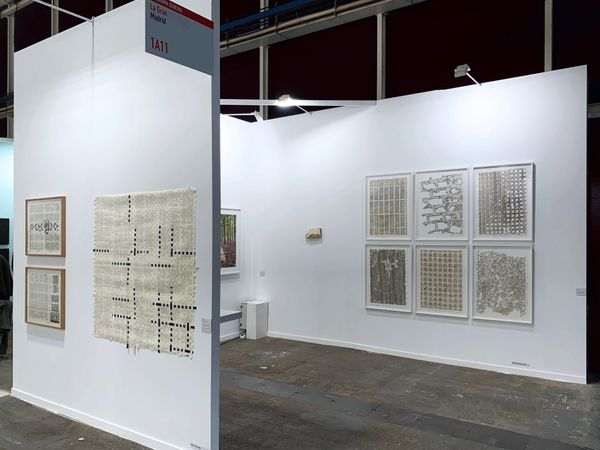 La Gran at Estampa Art Fair 2019 (Group Exhibition), Espacio Líquido La Gran (9 of 15)