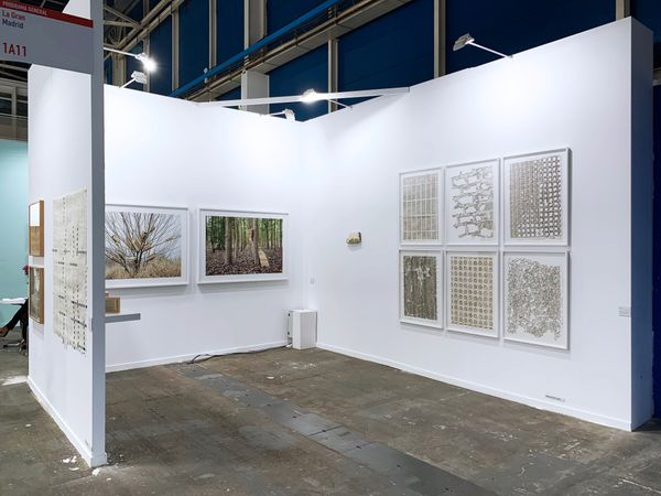 La Gran at Estampa Art Fair 2019 (Group Exhibition), Espacio Líquido La Gran (8 of 15)