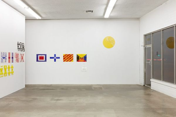 I wish to communicate you (Group Exhibition), POTTS (5 of 5)