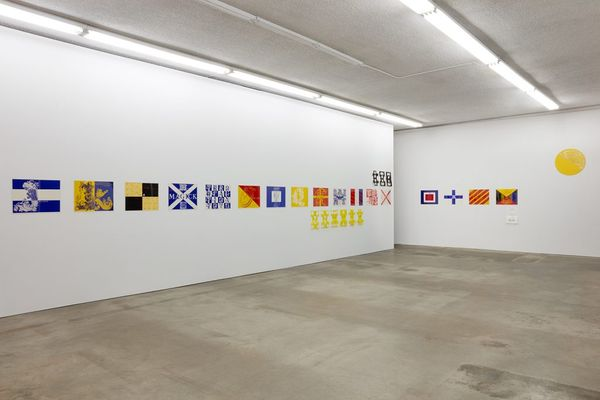 I wish to communicate you (Group Exhibition), POTTS (4 of 5)