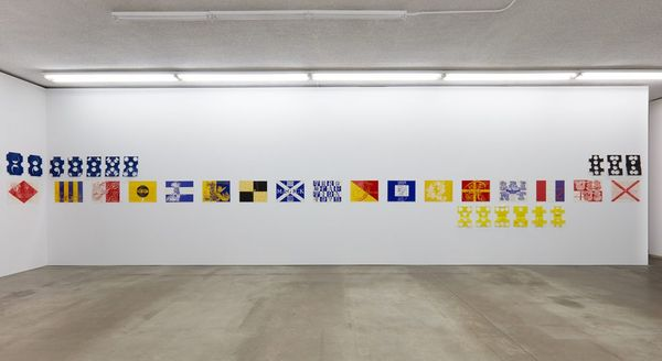 I wish to communicate you (Group Exhibition), POTTS (3 of 5)