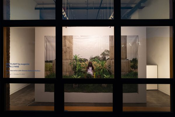Special Installation/Exhibition in Collaboration with Eugenie