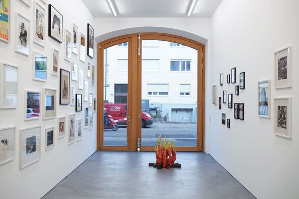 One hundred works (Group Exhibition), Tony Wuethrich Galerie (3 of 4)
