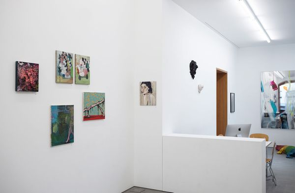 One hundred works (Group Exhibition), Tony Wuethrich Galerie